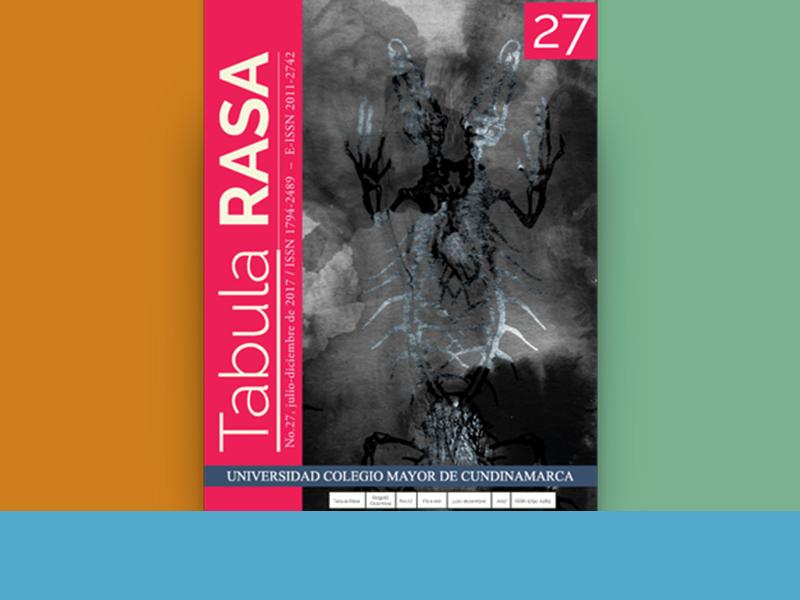 #27 de la revista Tabula Rasa con énfasis en estudios afrodescendientes