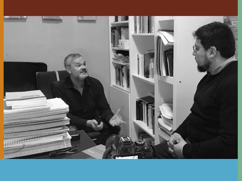 Entrevista de RECcon el filósofo españolGerman Cano
